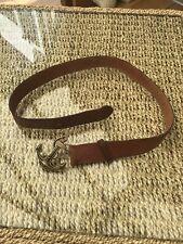 Brown/ Tan RLL Ralph Lauren Belt BNWT Size Medium Approx UK 10-14