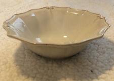 "Casa Stone Casafina Vintage Port Portuguese Stoneware 6 3/4"" Cereal / Pasta Bowl"