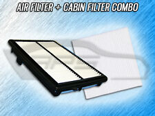 AIR FILTER CABIN FILTER COMBO FOR 2013 2014-2017 ACURA RDX - 3.5L MODEL ONLY