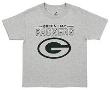 Outerstuff NFL Youth Green Bay Packers Short Sleeve Fan Base Tee