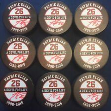 buy online 3ecba 825b9 Patrik Elias New Jersey Devils NHL Original Autographed ...