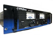 Pyle Pro Pt1600 Sound and Recording 800 Watt Power Amplifiers 19' Rack Mount