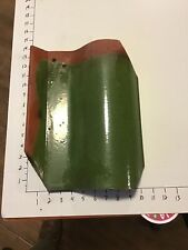 S type Clay Roof Tile Roofing Spanish Hi gloss Green