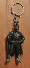 BATMAN Action Figure Keychain 1960s *RARE* black-gold