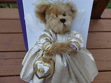 Annette Funicello Goldie Mohair Bear Mint! Nib! Never Displayed #9846 of 20000!