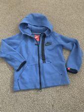 Nike Boys Zip Up Hooded Jacket Aged 6-8 Years