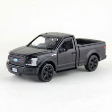 Ford F-150 Pick-up Truck 1:36 Model Car Diecast Toy Gift Pull Back Matte Black