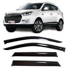 For JAC S5 (Eagle) l 5d 2013- Side Window Visors Sun Rain Guard Vent Deflectors