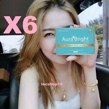 6pcs Aura Bright Premium Super Vitamin ALLINA white skin, reduce acne, baby face
