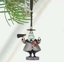 Disney Nightmare Before Christmas Mayor of Halloween Town Sketchbook Ornament