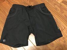 BONTRAGER Dual Sport Women's Sz S Loose FIt Black Padded Mountain Biking Shorts