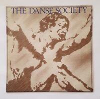 The Danse Society - Seduction - 1982 - SOC882 - UK Pressing - Vinyl LP
