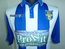 BISHOPS STORTFORD matchworn #12 football shirt away D Gayle Crystal Palace (L)