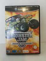 Monster Jam Maximum Destruction Nintendo Gamecube PAL