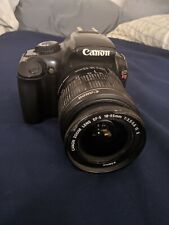 Canon EOS Rebel T3/1100D DSLR Camera with Lenses