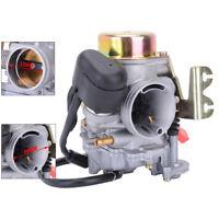 New Aluminum Motorcycle 32mm CVK32 Carb Carburetor For GY6 150-250CC Engine