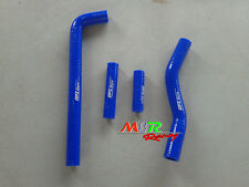 for 2001-2005 YAMAHA YZF250 YZ250F/2001-2006 WR250F silicone radiator hose blue