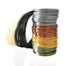 3D Pen 3D Printer PLA Filament 1.75mm Gold Silver Bronze Copper White Black Set