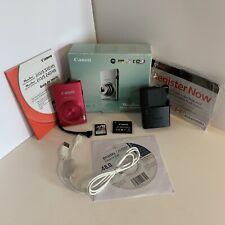 Canon PowerShot ELPH 320 HS / IXUS 240 HS 16.1MP Digital Camera - Pink
