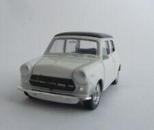 Welly Mini Cooper 1300 / Schwarz/Weiss / Druckgussmodel / Nex Model/1:60/OVP/Neu