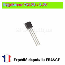Regulateur  78L33 - Regulateur de tension 3.3V TO92