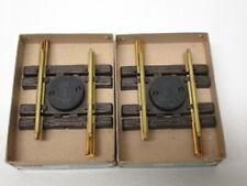 LGB #10090, Qty-2 Expandable  Brass Track Sections ,G Scale.