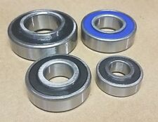 """New  Wheel bearing sets for Delta  Cresentl 20"""" Bandsaw   WITH ROUNDED CORNER"""