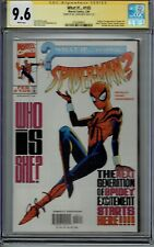 CGC SS 9.6 WHAT IF #105 1ST APP SPIDER-GIRL MAYDAY PARKER SIGNED BY SIENKIEWICZ