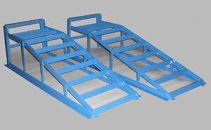 265er Auffahrrampen für PKW SUV 2000 kg EXTRA BREIT 265 mm Autorampe /1 Paar