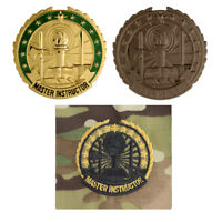 US Army Instructor Master Badge Bundle