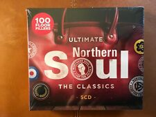 ULTIMATE NORTHERN SOUL       THE CLASSICS.      FIVE COMPACT DISCS