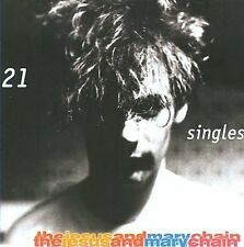 THE JESUS AND MARY CHAIN - 21 SINGLES 1984-1998 NEW CD