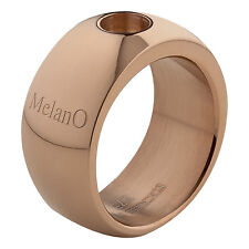 MelanO Magnetic Ring rosé  Größe 57 glänzend M 01R003 RG für Magnet Kopf Aufsatz