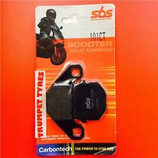 CPI 50 Popcorn 01 > 02 SBS Front Brake Pads Carbon Tec Set OE QUALITY 101CT