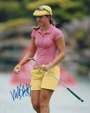 VICKY HURST Autographed Signed LPGA 8x10 Photo