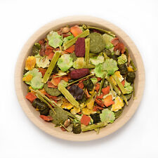 20 Kg Gemüse-Mix Meerschweinchenfutter Kaninchenfutter Hasenfutter Nagerfutter