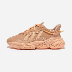 New Adidas Ozweego Shoes Sneakers (FZ1962) - Salmon Peach
