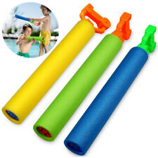 3PCS Super Soaker Foam Water Blaster Shooter Summer Fun Outdoor Swim Pool Game