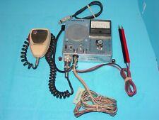 Vintage Motorola Tln1857a Tln5900a Micor Station Metering Box