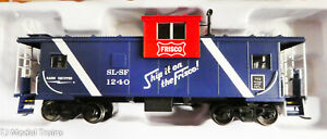 Atlas HO #20005012 (Rd #1240) Frisco (Extended Vision Caboose) NEW ITEM