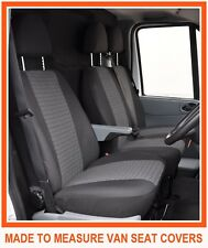 Tailored Van seat covers for FORD TRANSIT 2006 - 2013   2+1 - (P1)