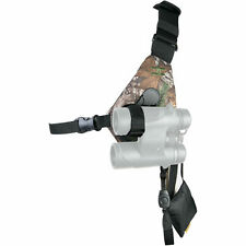 Cotton Carrier SKOUT Sling Style Harness For Binocular- Camouflage (UK Stock)