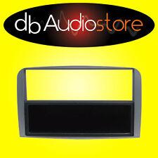 MA/291 Mascherina Autoradio 1 2DIN Alfa GT Q2 Antracite Adattatore Cornice Radio