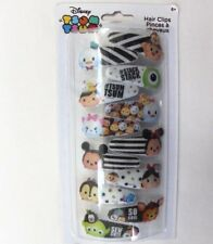 Disney Tsum Tsum 12-Pack Hair Clips Multicolor