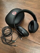 Beats Studio 3 Wireless Over the Ear Headphones - Matte Black