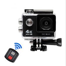 4K WiFi Sports Action Camera Ultra HD Waterproof DV Camcorder 12MP 170° Angle