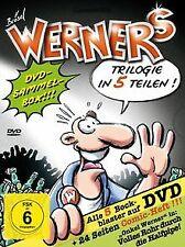 Werner - Comicbox [5 DVDs] | DVD | Zustand gut