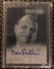 Limited Edition 2000 Twilight Zone A-25 Autographed Don Rickles Card