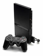 PS2 Sony Playstation 2 Slim Console - PAL - Tested and Working - Trusted Ebayer