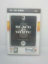 Black & White PC Game 2001